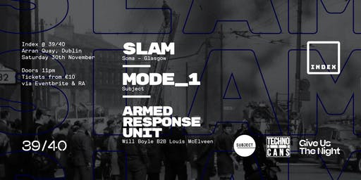 Index: Slam, Mode_1 & ARU