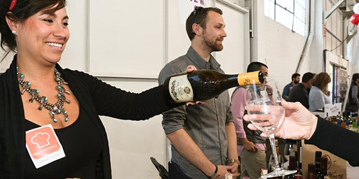 San Francisco Chronicle Wine Competition Public Tasting