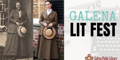 Galena LitFest: A Tale of Beatrix Potter tickets