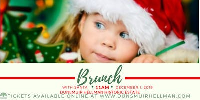 Santa's Brunch at the Dunsmuir Estate