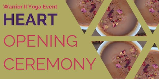 Heart Opening Ceremony with Cacao