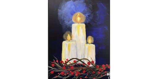 12/17 - Three Candles @ Fletcher Bay Winery, Bainbridge