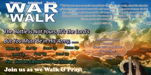 War Walk at Bethel Hobbs Farm