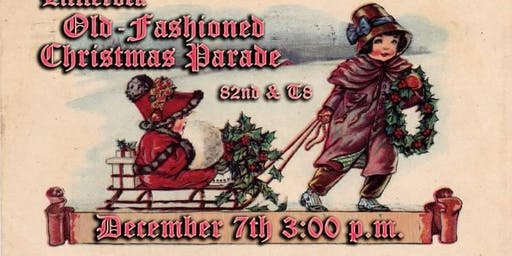 Littlerock Old Fashioned Christmas Parade