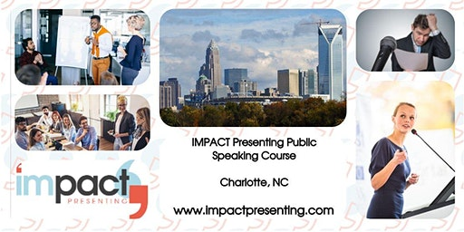 2-Day Charlotte IMPACT Presenting - Public Speaking Class