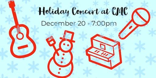 Holiday Concert at CMC