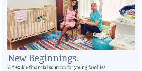 New Beginnings: Financial Planning for Parents tickets