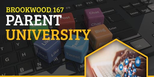 Brookwood 167 | Parent University | Social Media Safety & Cyberbullying