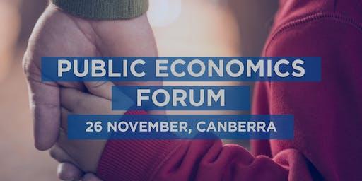 Public Economics Forum