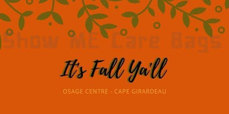2nd Annual It's Fall Y'all tickets