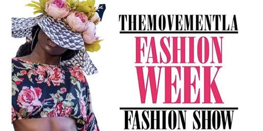 TheMovementLA 6st annual LA Fashion Week Fashion Show