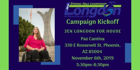 Jen Longdon for House Campaign Kickoff tickets