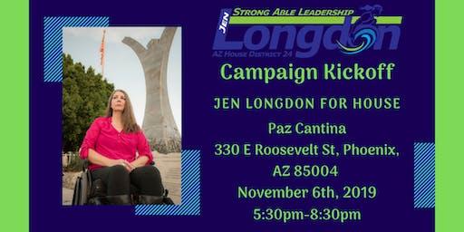Jen Longdon for House Campaign Kickoff