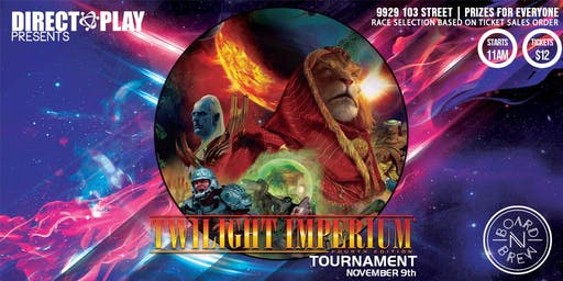Twilight Imperium Tournament