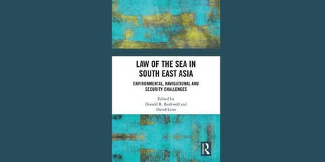 Book launch: Law of the Sea in South East Asia tickets