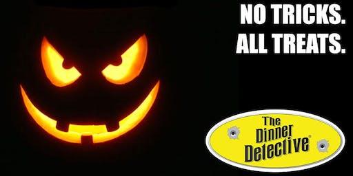 Murder Mystery Dinner Halloween Costume Show!