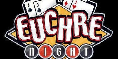 Euchre Night Oct 26 tickets