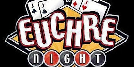 Euchre Night Jan 18 tickets