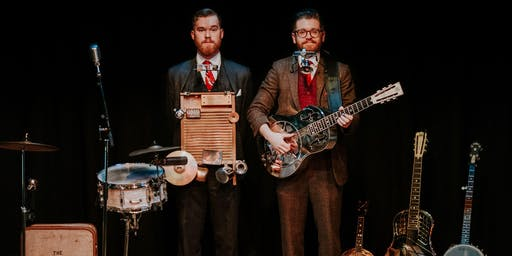The Washboard Resonators live in Edinburgh