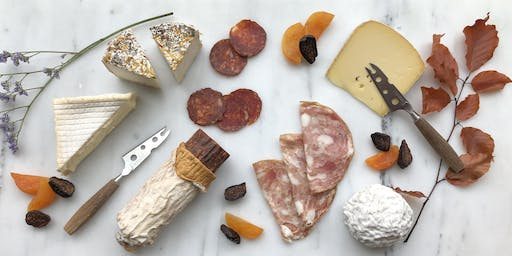Cheese & Charcuterie w/ Capriole, Tulip Tree, and  Smoking Goose