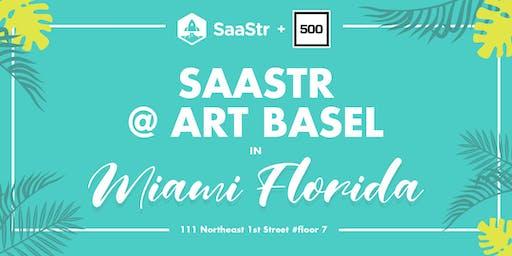 SaaStr at Art Basel!!  Dec 5 in Miami