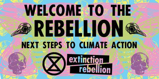 Welcome to the Rebellion - Next Steps to Climate Action