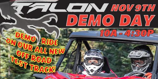 Talon Demo Day