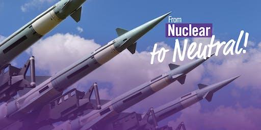 SELLO VERDE: El desarme nuclear humanitario