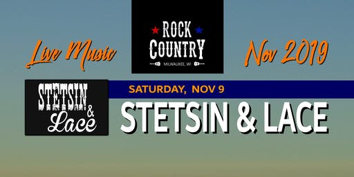 Stetsin & Lace at Rock Country!