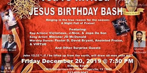 JBB (Jesus Birthday Bash)