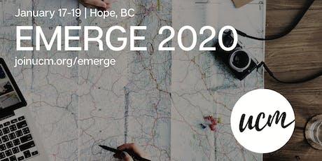 EMERGE RETREAT 2020 tickets