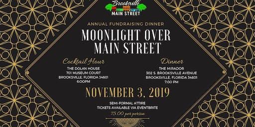 Moonlight Over Main Street