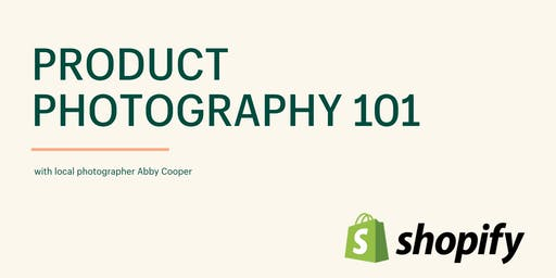 Product Photography 101