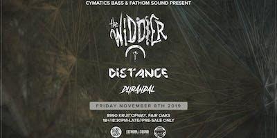 Cymatics bass & Fathom Sound Present: The Widdler & Distance