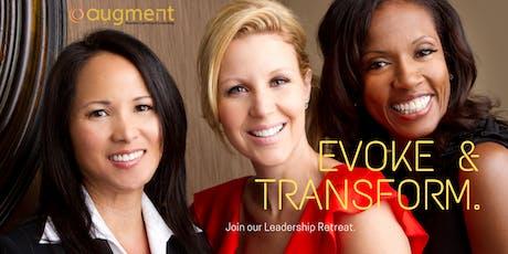 Evoke and Transform - The Leadership Retreat for Women tickets