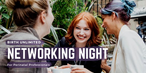 Networking Evening for Birth Professionals