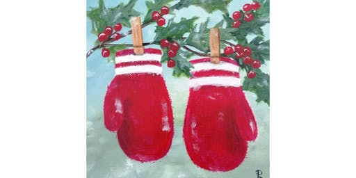 """12/21 - Mimosa Morning """"Red Mittens"""" @ Hidden Vine Bistro, Marysville"""
