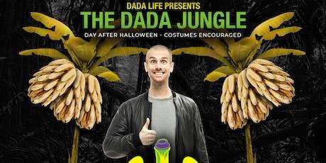 Dada Life presents The Dada Jungle  at Elevate Nightclub NYC (Fri, Nov 1) tickets