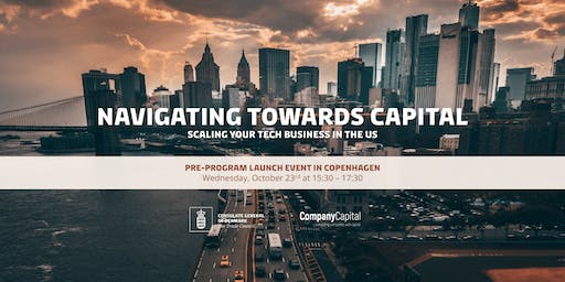 Pre-program Launch Event for Nordic Tech Scalers Expanding to the US