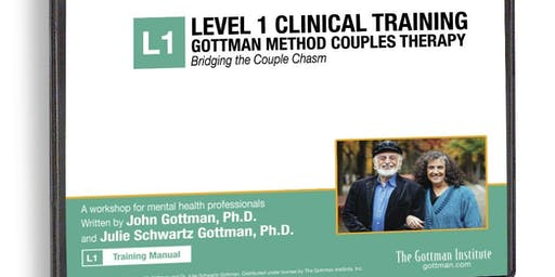 Gottman Level 1 Training with William Bumberry