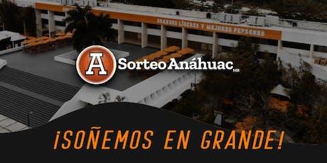 Sorteo Anáhuac Quinta Edición entradas