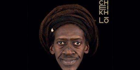 Cheikh Lo tickets