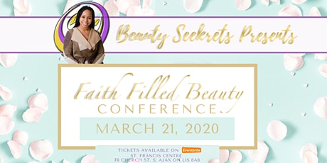 Faith Filled Beauty Conference 2020 tickets