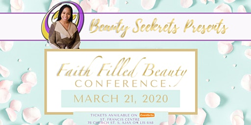 Faith Filled Beauty Conference 2020