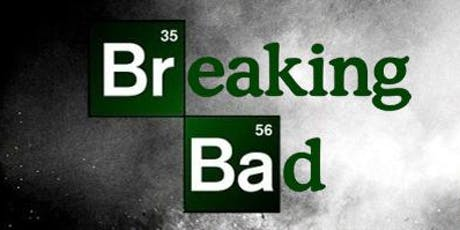 Breaking Bad Themed Trivia at Back Bay Social! tickets