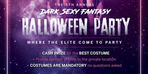 The 5th Annual DSF Halloween Party