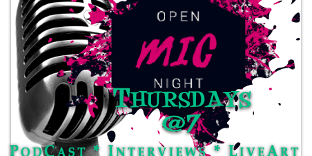 Thursday Open Mic