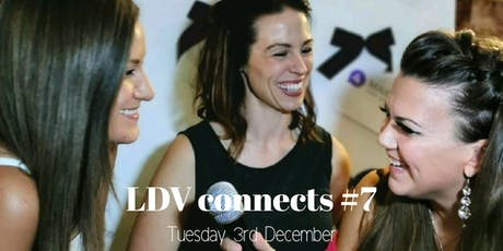 LDV connects #7 -- The fun way to network tickets