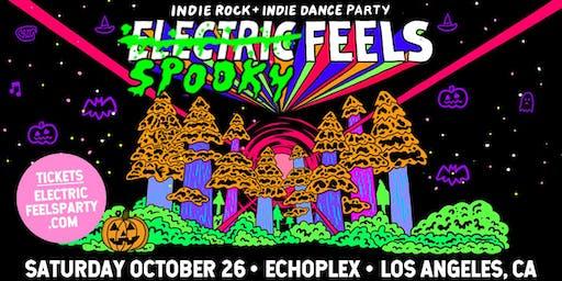 Spooky Feels: Indie Rock + Indie Dance Party!