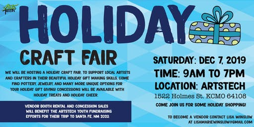 ArtsTech Holiday Arts and Crafts Fair